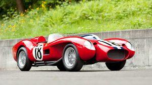 Ferrari 250 Testa Rossa 1957 | Brone.bg
