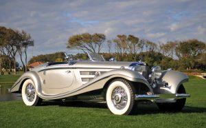 Mercedes-Benz 540 K Spezial Roadster 1936 | Brone.bg