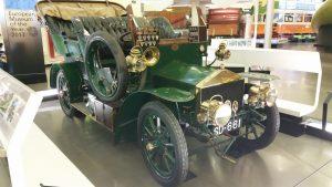 Ролс-Ройс 15 hp 1904 | Brone.bg
