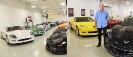 Кои са най-впечатляващите лични колекции на луксозни автомобили в света?