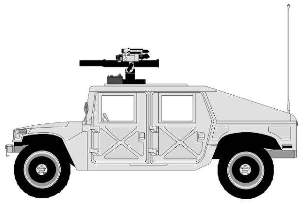 Бронираният всъдеход Senator Armoured Vehicle – готов за офроуд при природни бедствия