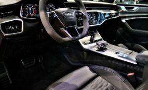 Audi RS7 Sportback – най-бързият брониран автомобил