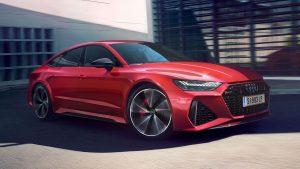 Audi RS7 Sportback - the fastest armored car