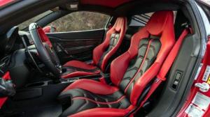 Ferrari 458 Speciale един нестандартен брониран автомобил